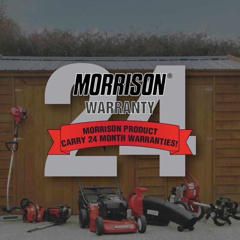 Morrison 24 Month Warranty