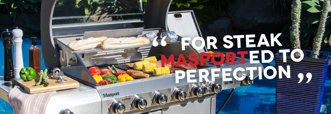 Masported: Barbecues
