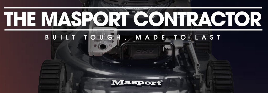 The Masport Contractor Launch