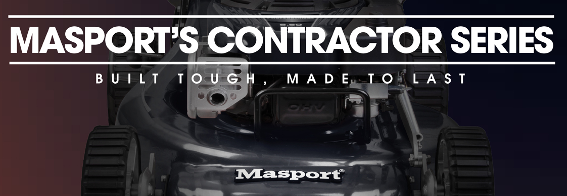 Masport's Contractor Series Launch