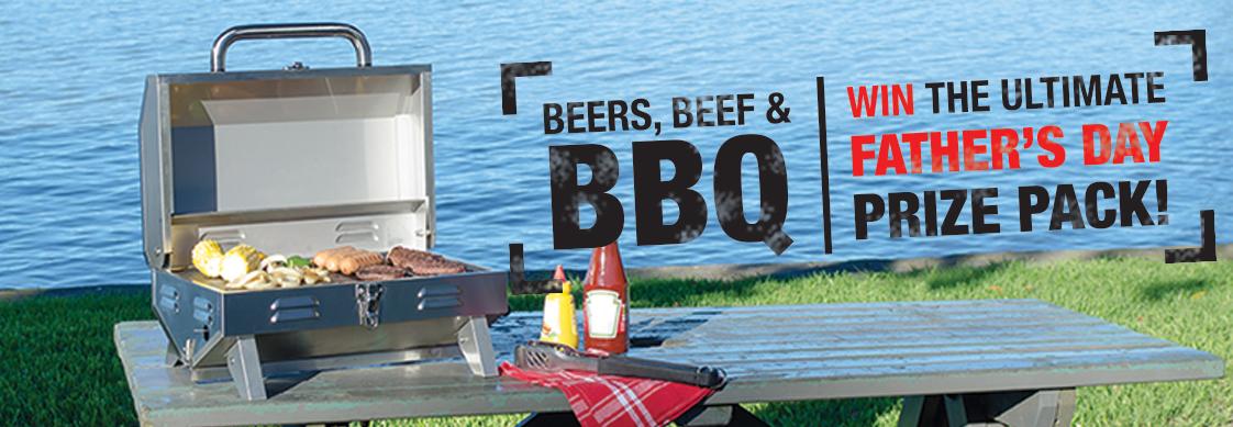 Beers, Beef & BBQ