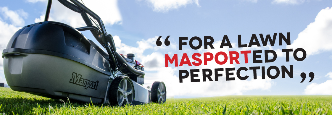 Masported: Lawnmowers