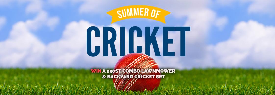 Summer of Cricket (AU)