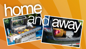 Home & Away BBQ Promotion